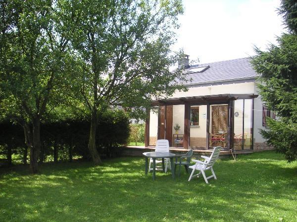 Location vacances Daverdisse -  Maison - 5 personnes - Terrasse - Photo N° 1