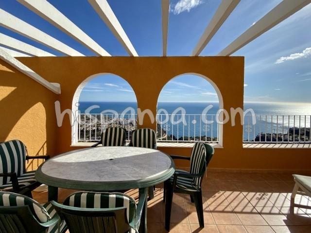 Location vacances Teulada -  Appartement - 6 personnes - Câble / satellite - Photo N° 1