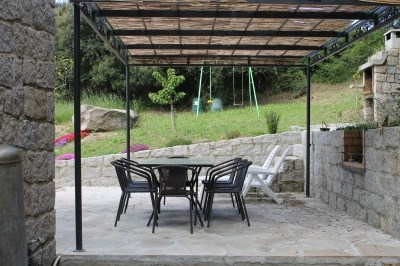 Location vacances Casalabriva -  Gite - 9 personnes - Barbecue - Photo N° 1