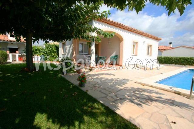 Location villa à Ametlla - Proximité plage à 4 kms