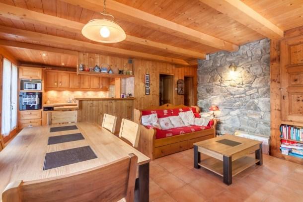 Location vacances Morzine -  Appartement - 6 personnes - Salon de jardin - Photo N° 1
