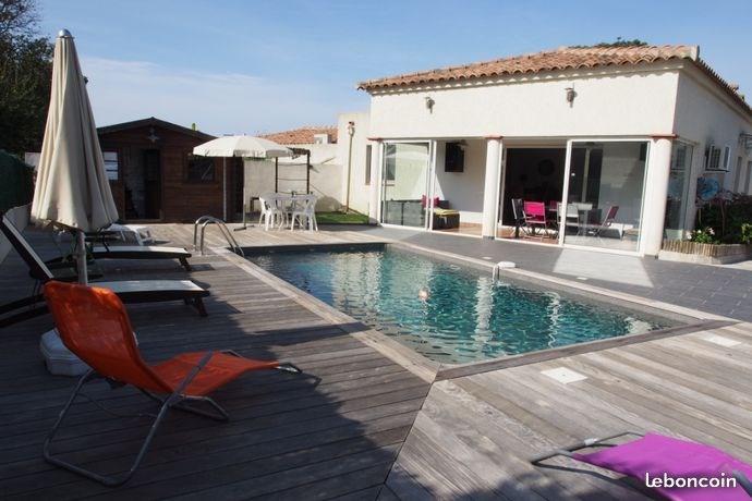 Porticcio: Villa pour 6 personnes, piscine privée