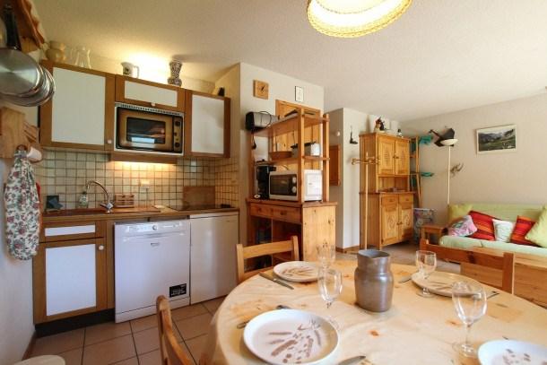 Location vacances Saint-Chaffrey -  Appartement - 4 personnes - Jardin - Photo N° 1