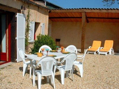Location vacances Glénay -  Gite - 6 personnes - Barbecue - Photo N° 1