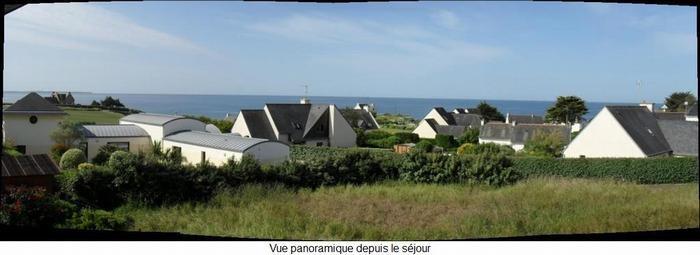 Location vacances Clohars-Carnoët -  Appartement - 3 personnes - Lecteur DVD - Photo N° 1