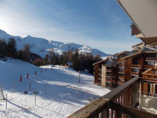 Location vacances Mâcot-la-Plagne -  Appartement - 3 personnes - Télévision - Photo N° 1