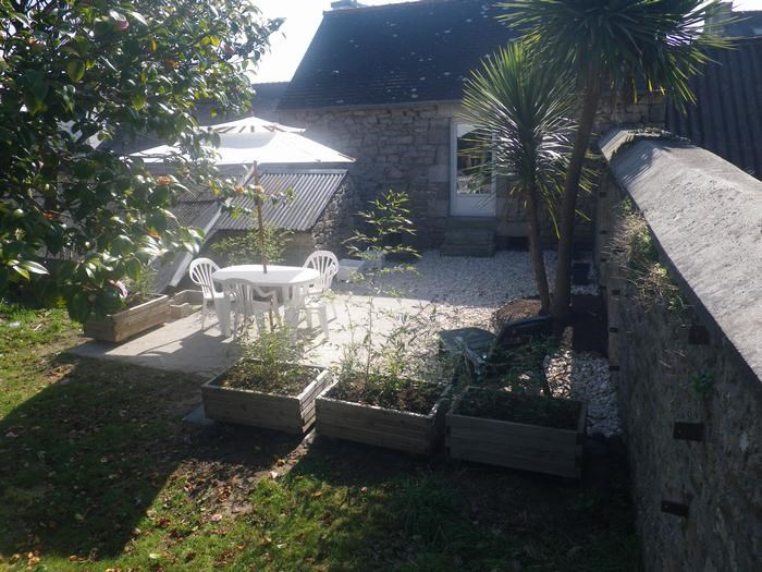 Holiday rentals Plouarzel - House - 2 persons - BBQ - Photo N° 1