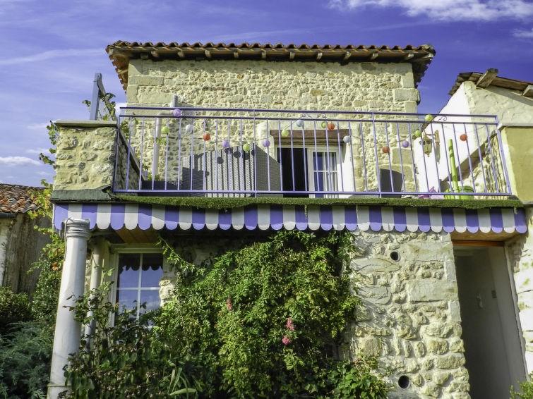 Maison pour 2 personnes à Brossac