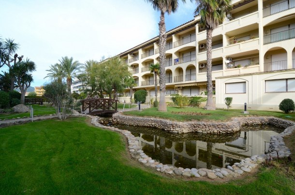 Location vacances Torroella de Montgrí -  Appartement - 5 personnes - Télévision - Photo N° 1