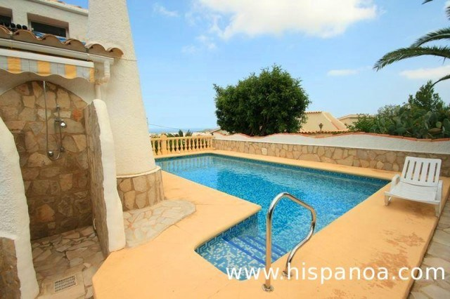House for 5 ppl. with pool, Dénia
