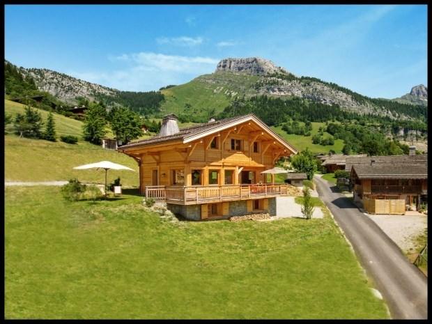 OVO NETWORK - Chalet Le Charmieux - 4 étoiles, charme contemporain, vue magnifique, proche village et pistes. - Le Gr...
