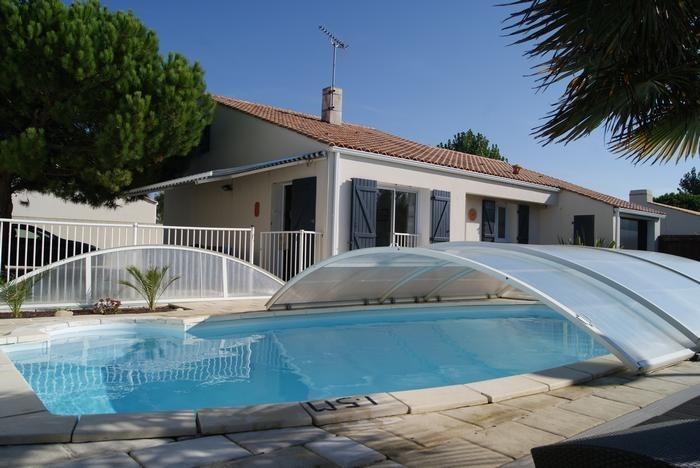 Maison pour 8 pers. avec piscine privée, La Tranche-sur-Mer