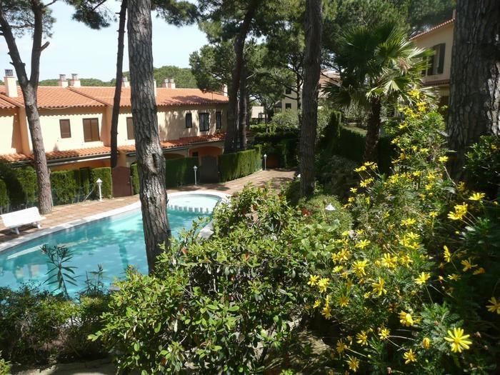 Location vacances Sant Feliu de Guíxols -  Maison - 8 personnes - Jardin - Photo N° 1