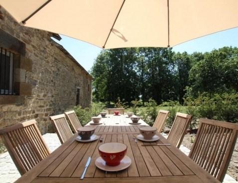 Location vacances Vains -  Maison - 10 personnes - Barbecue - Photo N° 1
