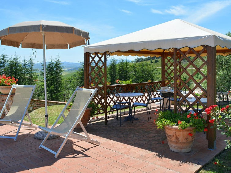 Location vacances Montecatini Val di Cecina -  Appartement - 4 personnes -  - Photo N° 1