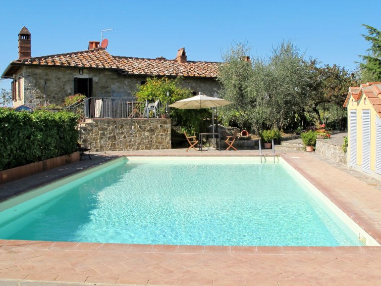 Location vacances Gaiole in Chianti -  Maison - 18 personnes -  - Photo N° 1