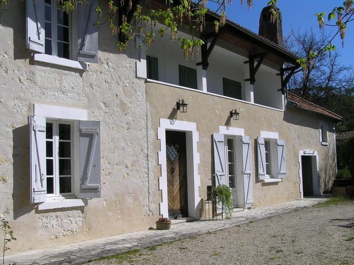 Location vacances Manzac-sur-Vern -  Maison - 10 personnes - Barbecue - Photo N° 1