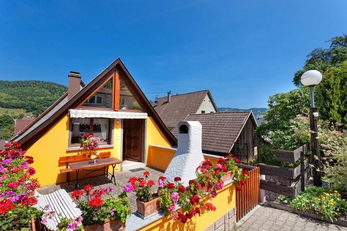 Location vacances Luttenbach-près-Munster -  Maison - 3 personnes - Barbecue - Photo N° 1
