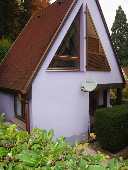 Holiday rentals Kaysersberg - House - 5 persons - BBQ - Photo N° 1