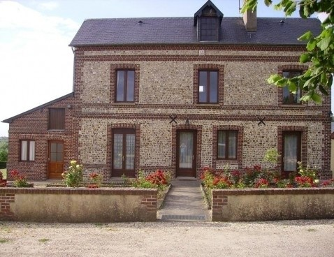 Location vacances Pavilly -  Maison - 6 personnes - Barbecue - Photo N° 1