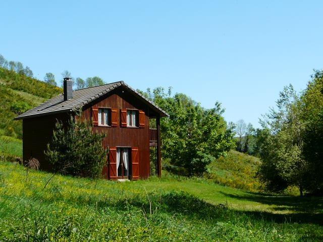 Gîte rural de la Pommeraie de Couloubrac à Lacaune