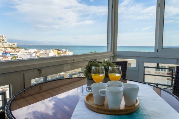 Location vacances Torremolinos -  Appartement - 4 personnes - Télévision - Photo N° 1