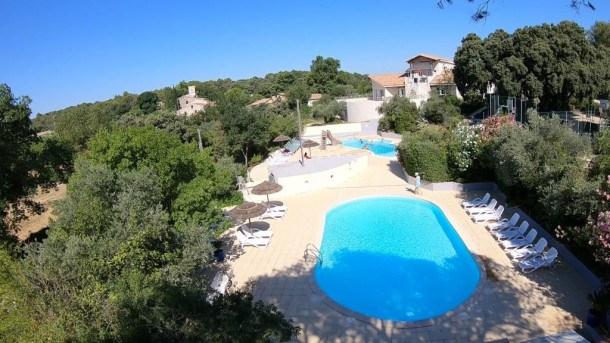 Location vacances Castries -  Maison - 5 personnes - Salon de jardin - Photo N° 1