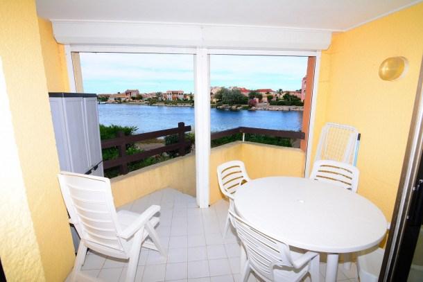 Location vacances Le Barcarès -  Appartement - 6 personnes - Télévision - Photo N° 1