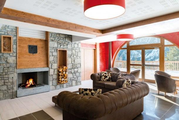 Location vacances Pralognan-la-Vanoise -  Appartement - 2 personnes - Télévision - Photo N° 1