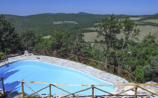 Cottage di Gaiole- Lovely cottage in Chianti area