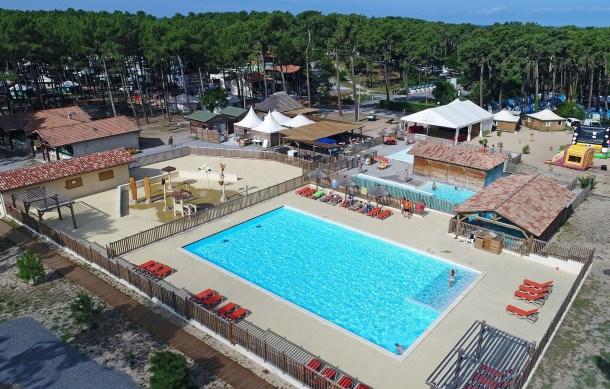 Location vacances Vielle-Saint-Girons -  Maison - 6 personnes - Congélateur - Photo N° 1