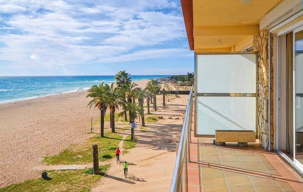 Location vacances Santa Susanna -  Appartement - 6 personnes - Télévision - Photo N° 1