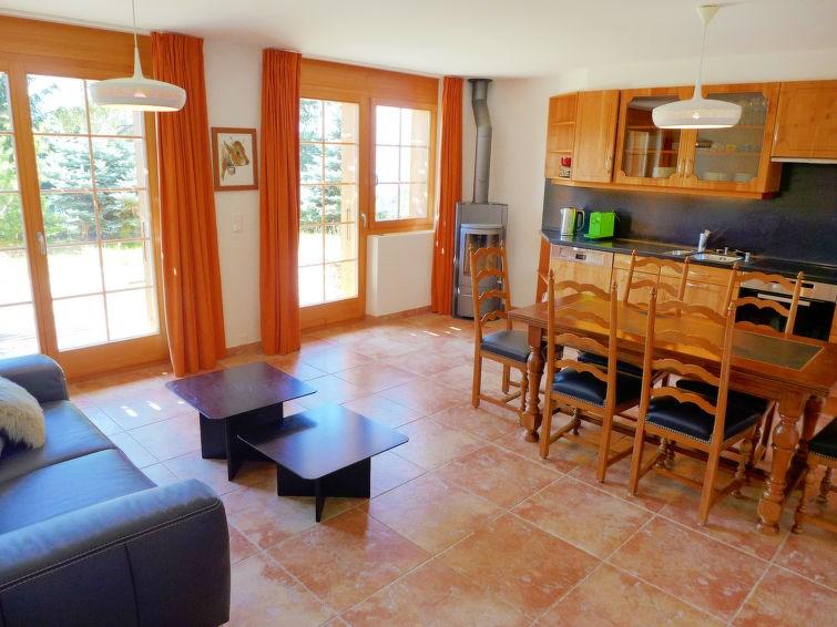 Appartement pour 4 personnes à Crans-Montana