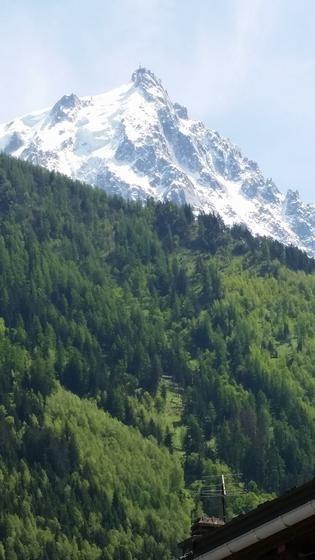 Studio pour 4 pers. avec parking privé, Chamonix-Mont-Blanc