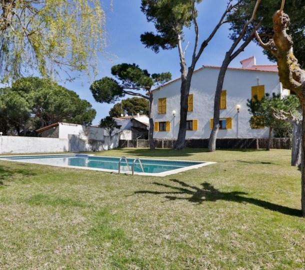 Location vacances Palamós -  Maison - 8 personnes - Télévision - Photo N° 1