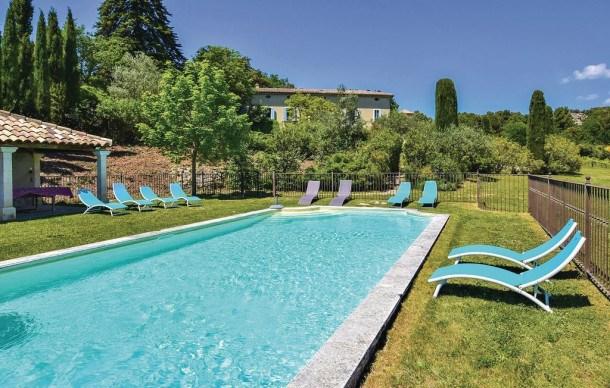 Location vacances Vaison-la-Romaine -  Maison - 14 personnes - Barbecue - Photo N° 1