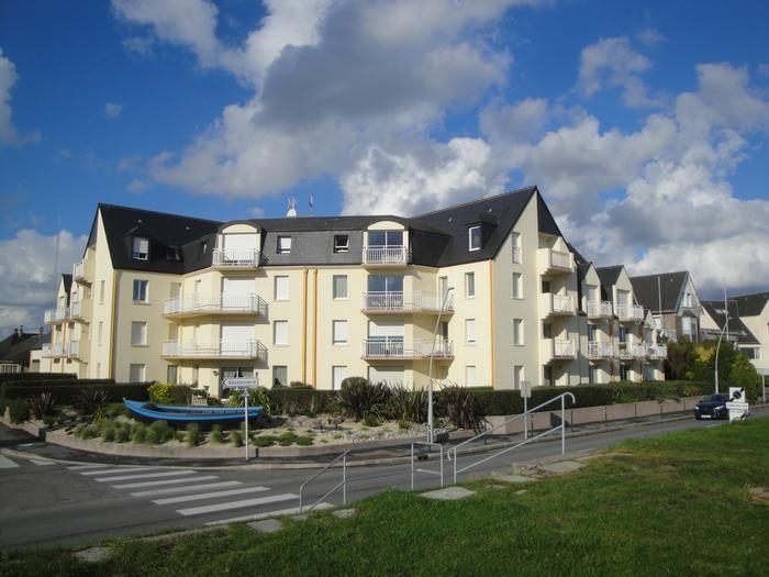 Location vacances Saint-Vaast-la-Hougue -  Appartement - 4 personnes - Lecteur DVD - Photo N° 1