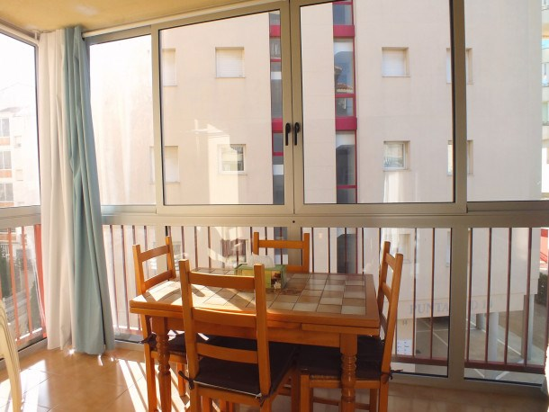 Location vacances Rosas -  Appartement - 3 personnes - Télévision - Photo N° 1
