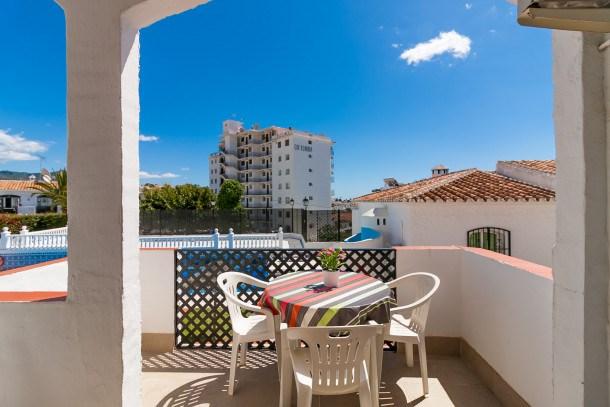 Location vacances Nerja -  Appartement - 4 personnes - Télévision - Photo N° 1