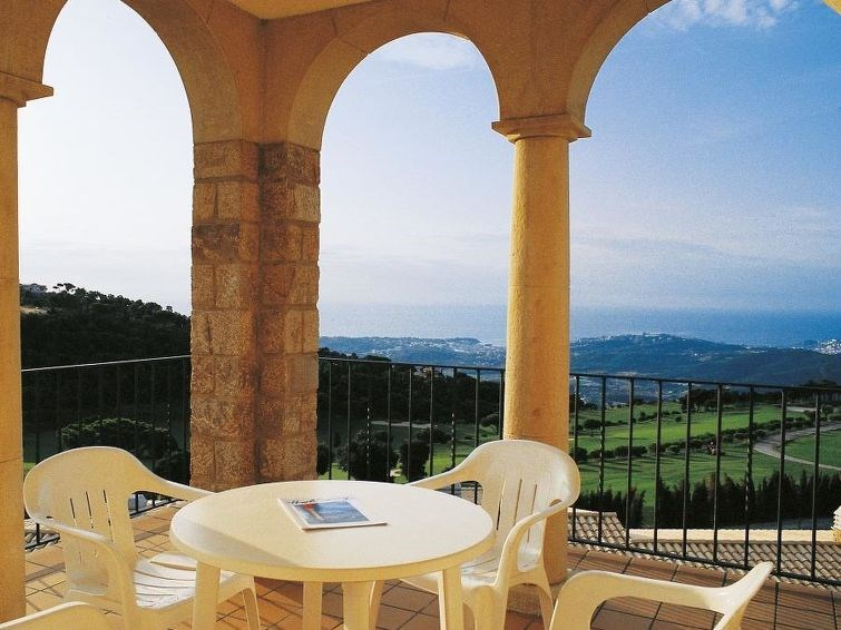 Location vacances Castell-Platja d'Aro -  Appartement - 6 personnes -  - Photo N° 1