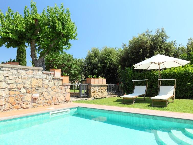 Maison pour 6 personnes à Capalbio