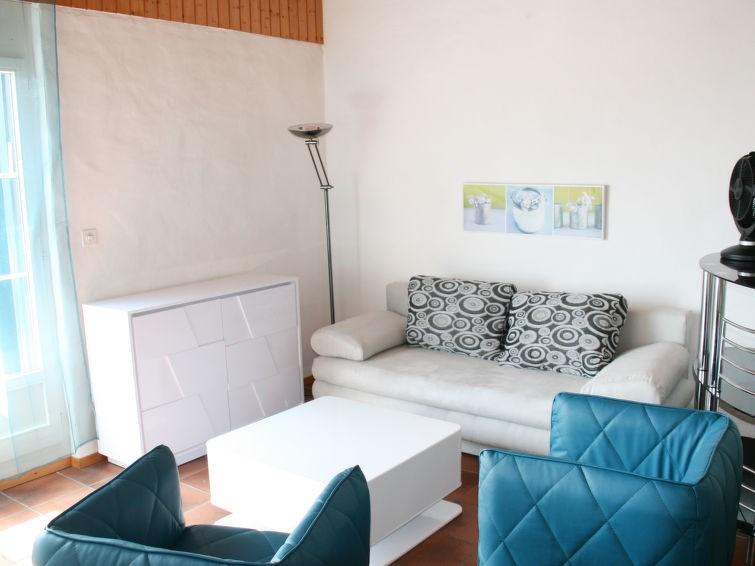 Appartement pour 6 à Moléson-sur-Gruyères