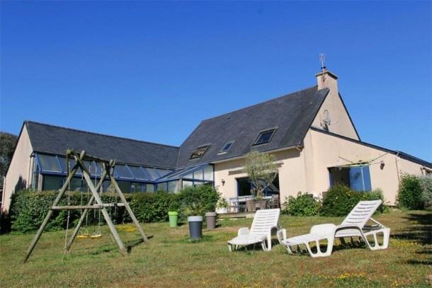 Location vacances Moëlan-sur-Mer -  Maison - 11 personnes - Télévision - Photo N° 1