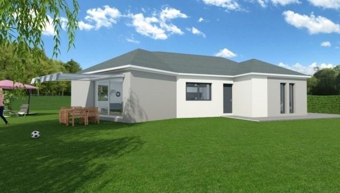 Maison  3 pièces + Terrain 636 m² Saint-Bauzile par MAISONS CHRYSALIDES AGENCE MENDE