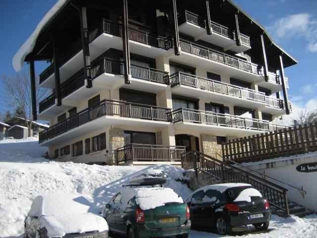 Appartement pour 5 pers. avec parking privé, Notre-Dame-de-Bellecombe