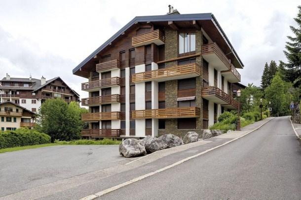 Location vacances Megève -  Appartement - 8 personnes - Télévision - Photo N° 1
