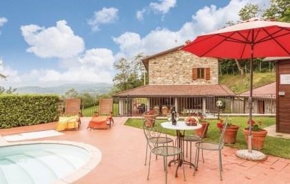 Location vacances Pratovecchio Stia -  Maison - 8 personnes - Télévision - Photo N° 1