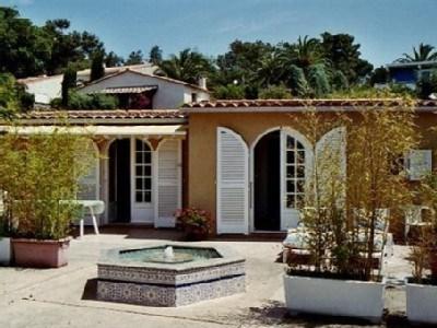 Mini villa plein soleil.