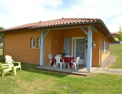 Location vacances Mugron -  Maison - 4 personnes - Barbecue - Photo N° 1