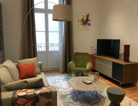 Location vacances Biarritz -  Appartement - 4 personnes - Ascenseur - Photo N° 1